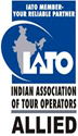 Indian association of tour operaotrs